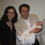 Charlotte Kara Arreguin, daughter of Emily & Gabriel Arreguin