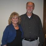 Sue Hammond &  Gary Chinn