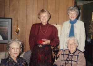 mom and friends melinda