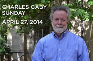 Charles Gaby Sunday_HS