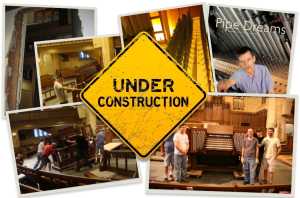 6.20 Organ and Chancel Renovation Update