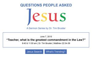 6.7.15 Questions People Asked Jesus_HS41