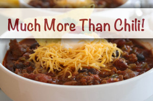 More Than Just Chili