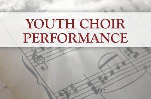 Feb15 Youth Choir Performance