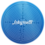 Lent15 Labyrinth Graphic