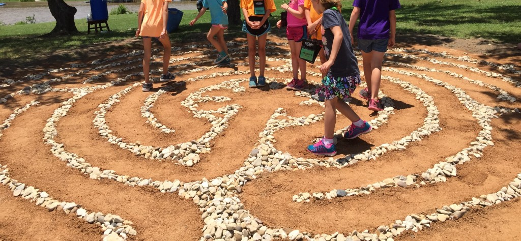 Day Camp Labyrinth