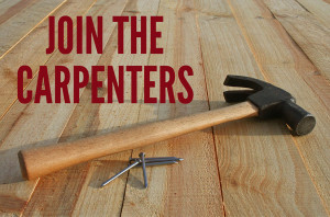 Join the Carpenters_HS