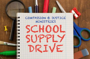 CJM School Supply Drive_HS