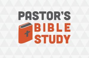 Pastor's Bible Study_HS