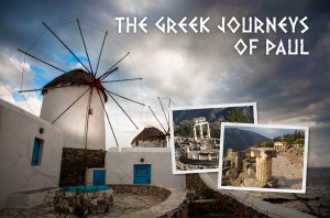The Greek Journeys of Paul_HS