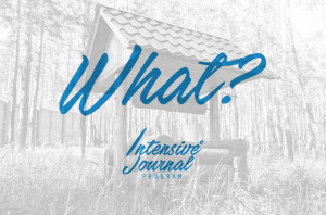 Intensive Journal Program_What_HS