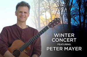 Winter Concert Featuring Peter Mayer