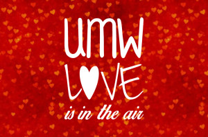 UMW Love is in the air