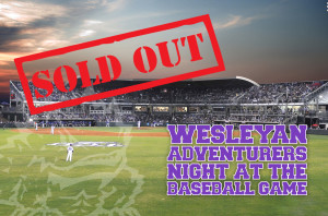 Wesleyan Adventurers Baseball_sold out_HS