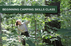 Beginning Camping Skills Class17_HS