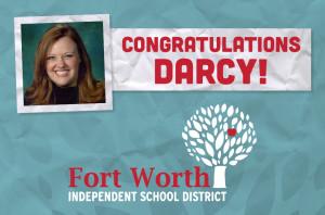 Congratulations Darcy_HS