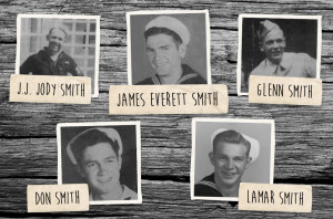 The Smith Borthers in Service_HS1