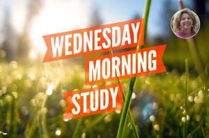 Wednesday Morning Study17_HS