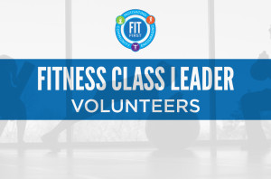 Fitness Class Leader Volunteers_HS