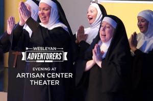 Wesleyan Adventurers Evening at Artisan Center Theater_HS