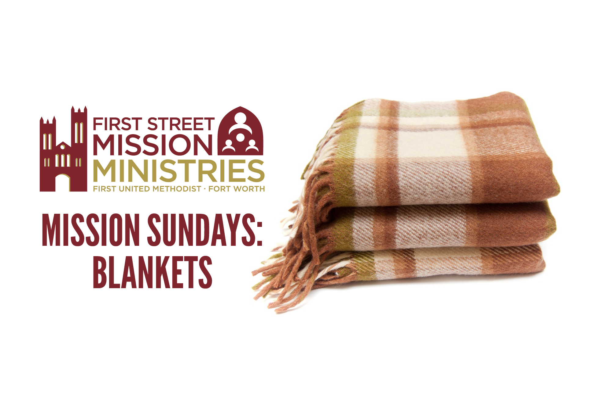 November Mission Sundays: Blankets