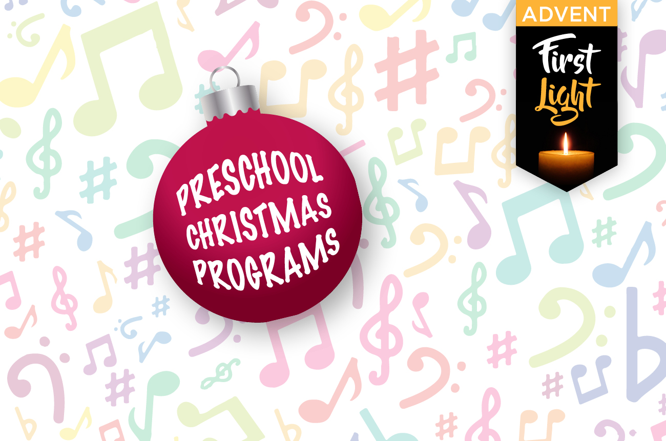 Preschool Christmas Programs