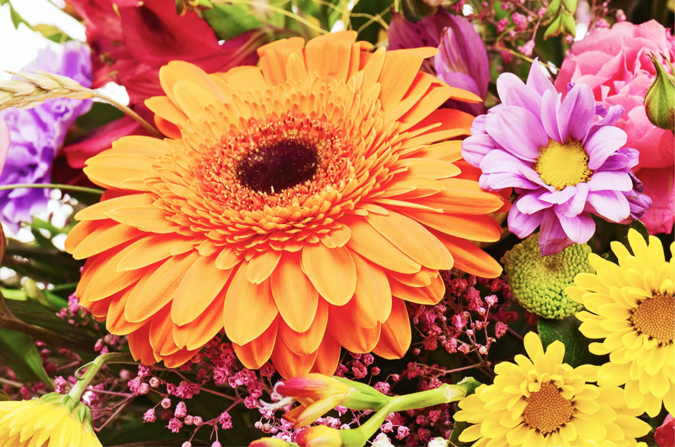 April Altar Flowers