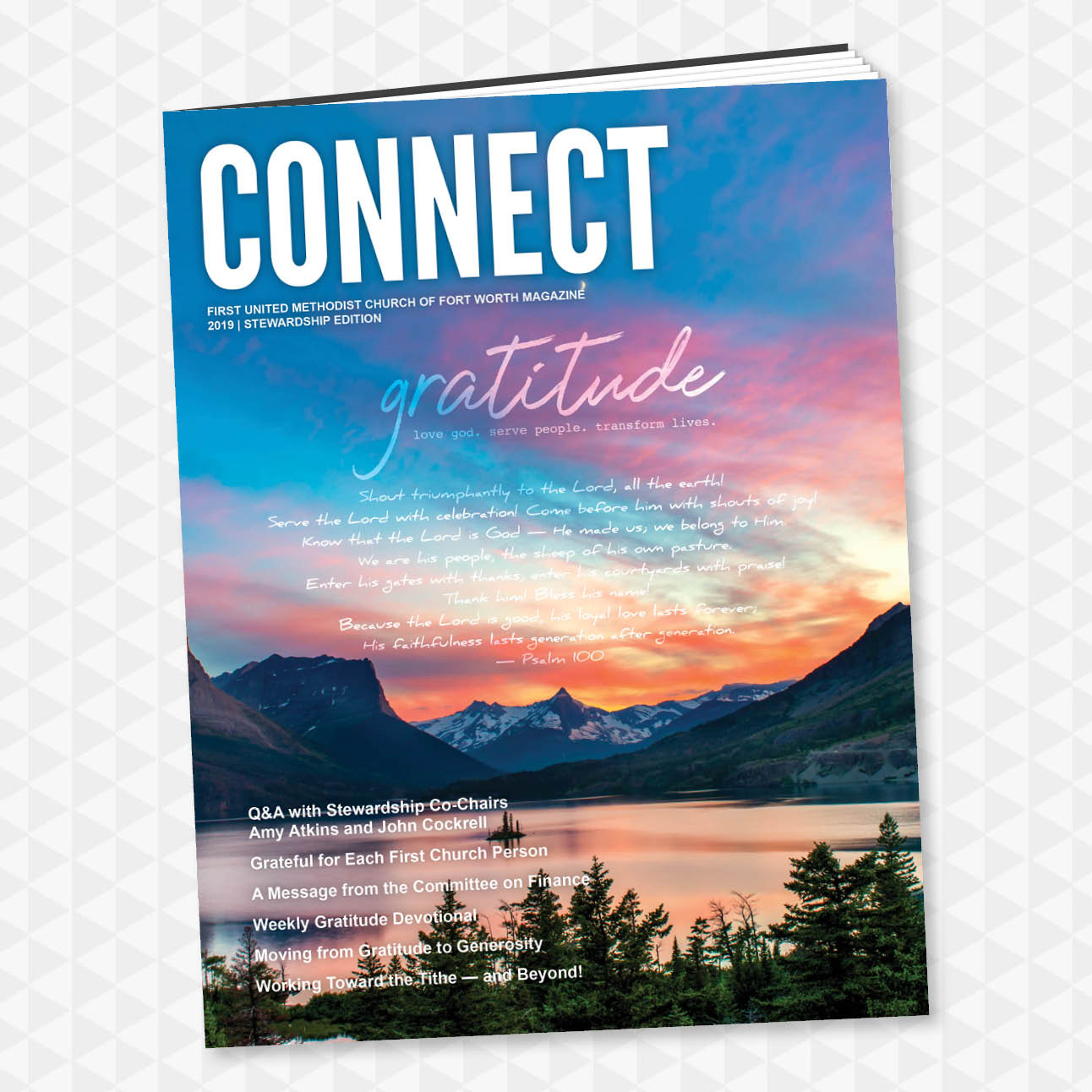 CONNECT Magazine 2019 | Stewardship Edition is here!