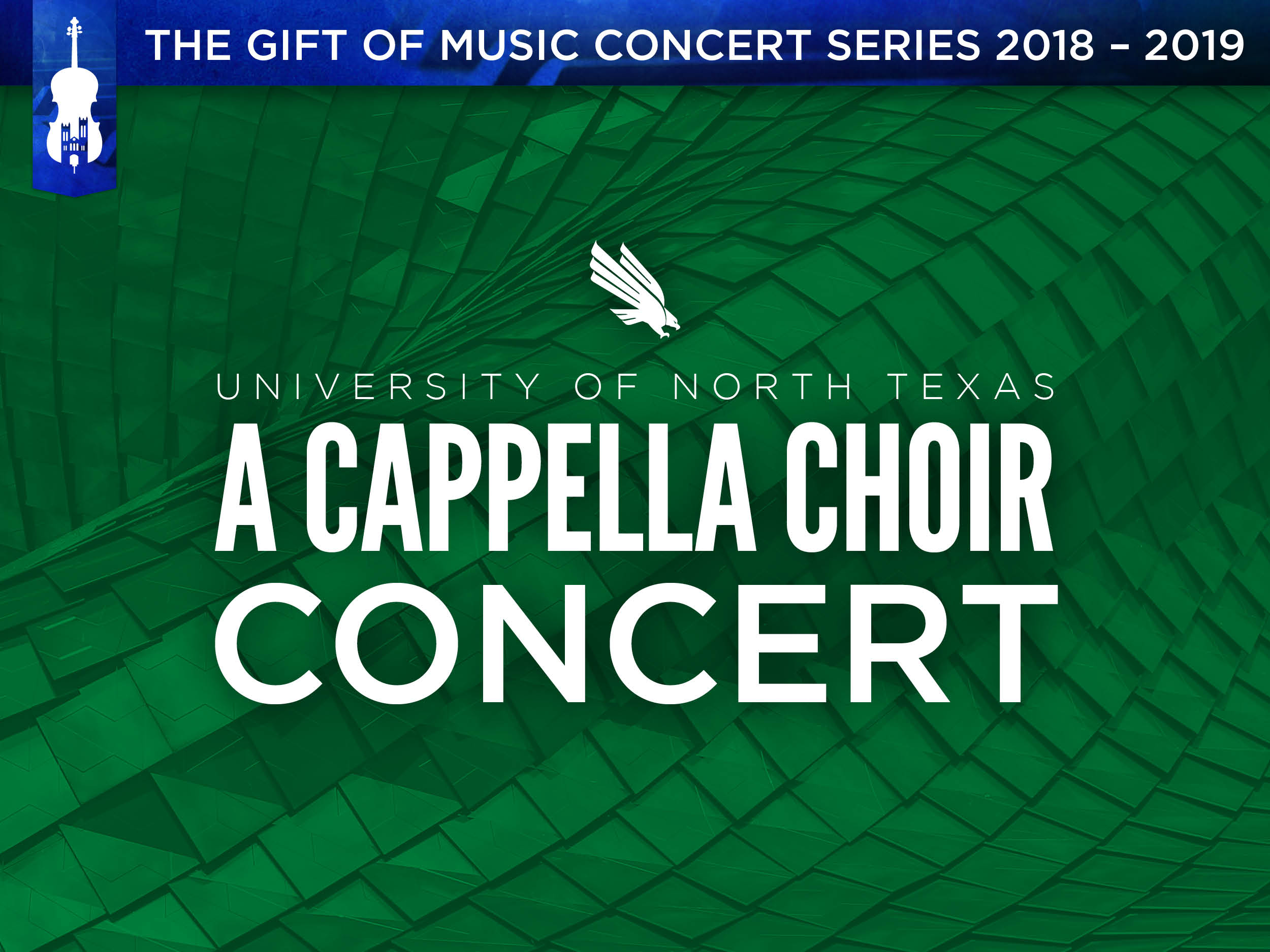 University of North Texas A Cappella Choir Concert | First