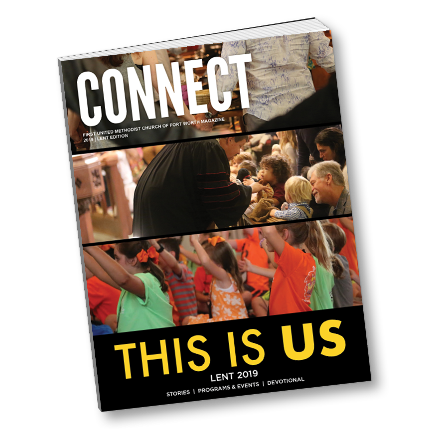 2019 Lent Edition of CONNECT Magazine Out Now!