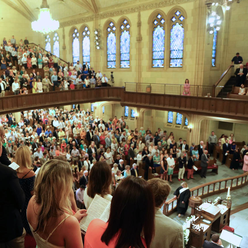 "FUMCFW ""Big Tent"" Worship — and Why!"