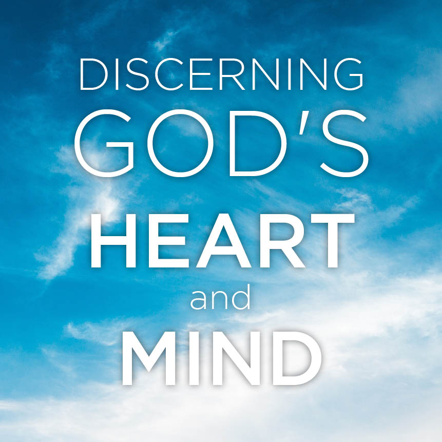 Discerning God's Heart and Mind — The United Methodist Quadrilateral