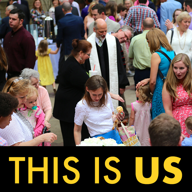 """March 24, 2019 Lent Sermon Preview: """"This Is Us: We Encourage Each Other"""""""