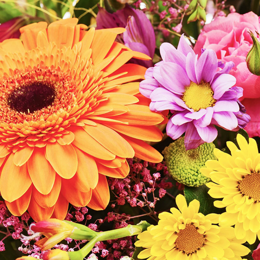 Honor a loved one or special occasion with altar flowers for Sunday Worship