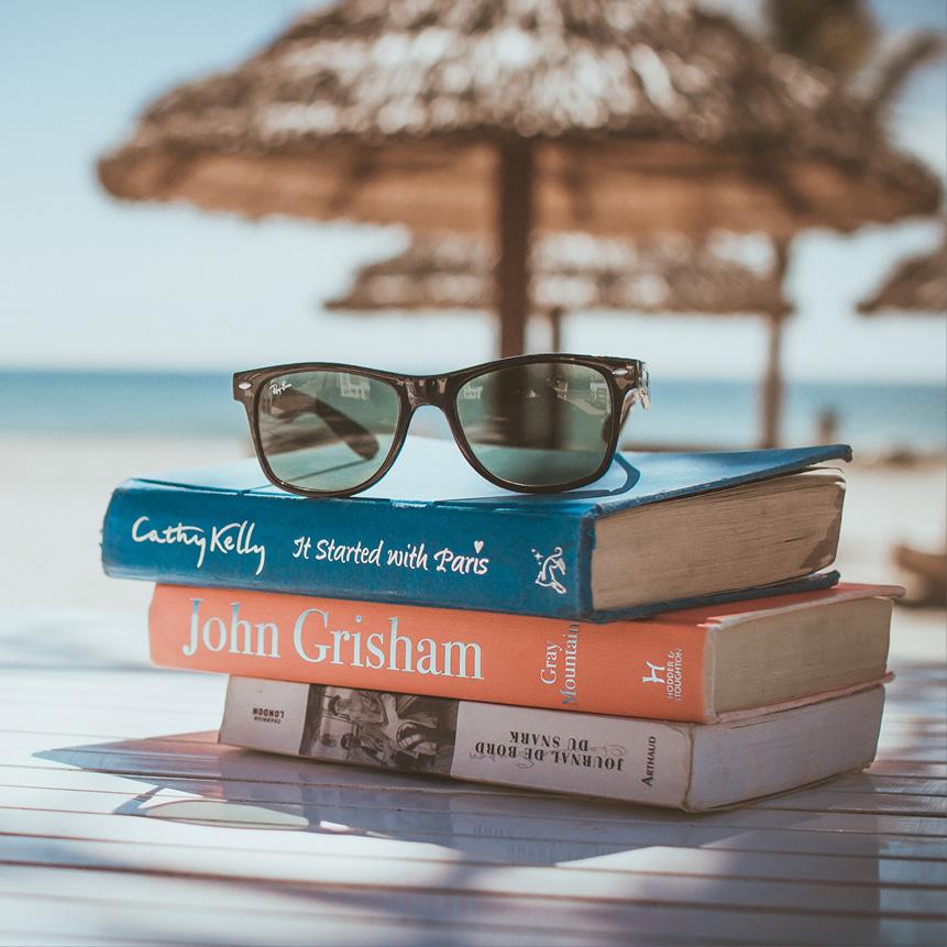 Have a Busy Summer Sunday Ahead?