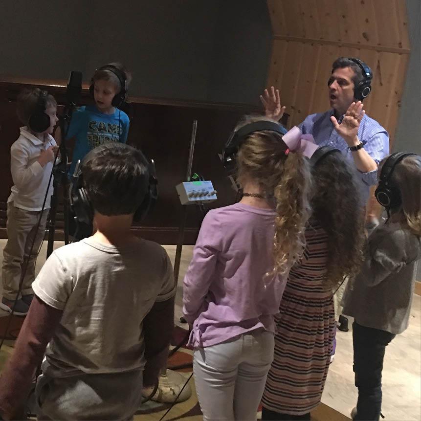 Children's CD Project: Kids Serving Kids