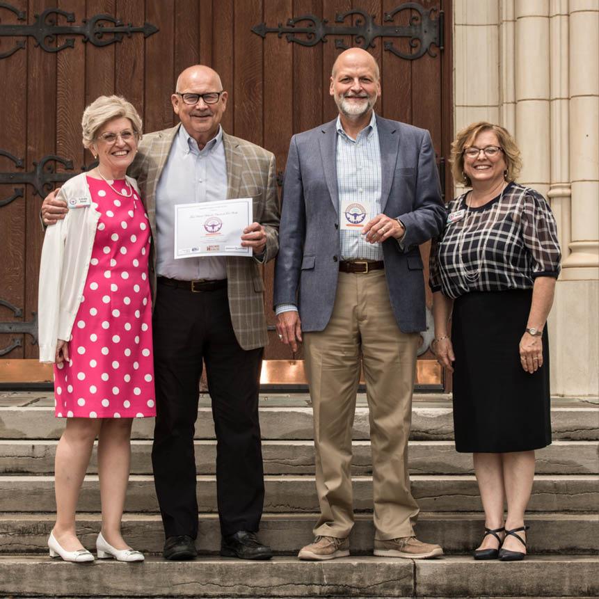 First Church is First Dementia Friendly Certified Faith Community!