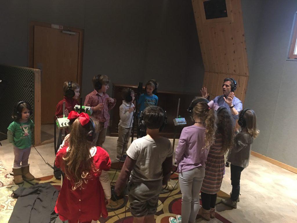 Children's CD Project: Kids Serving Kids | First United Methodist