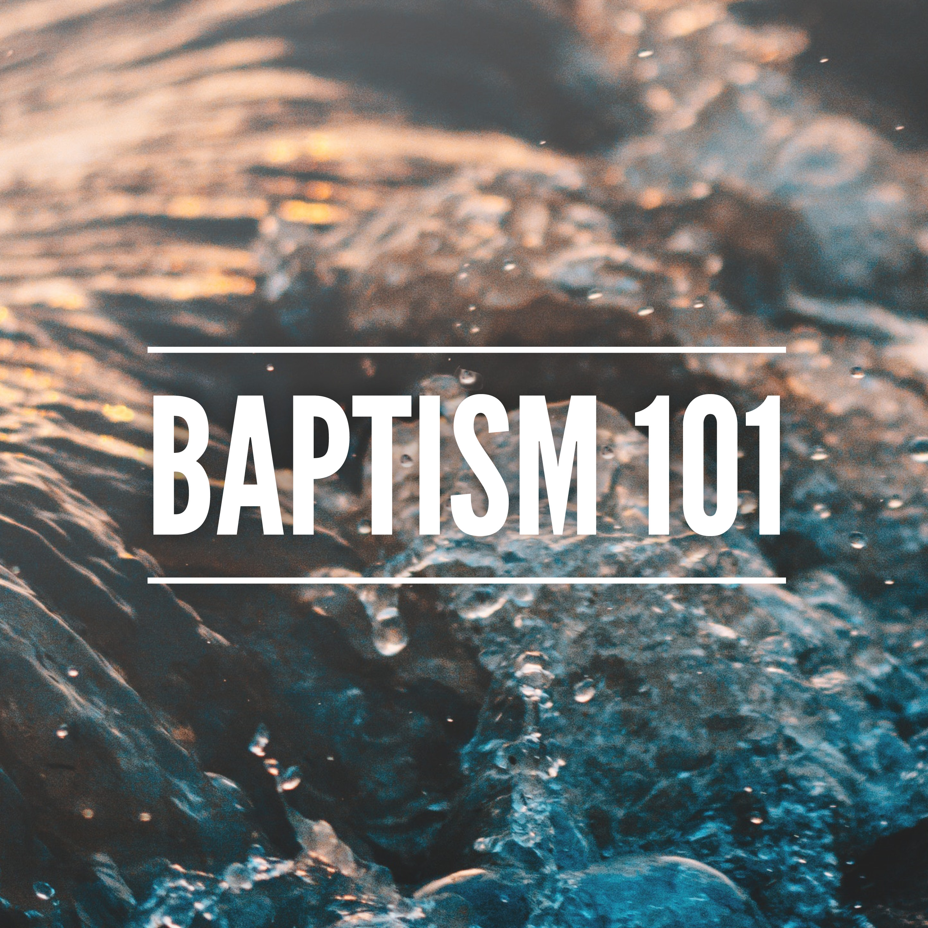 All About Baptism