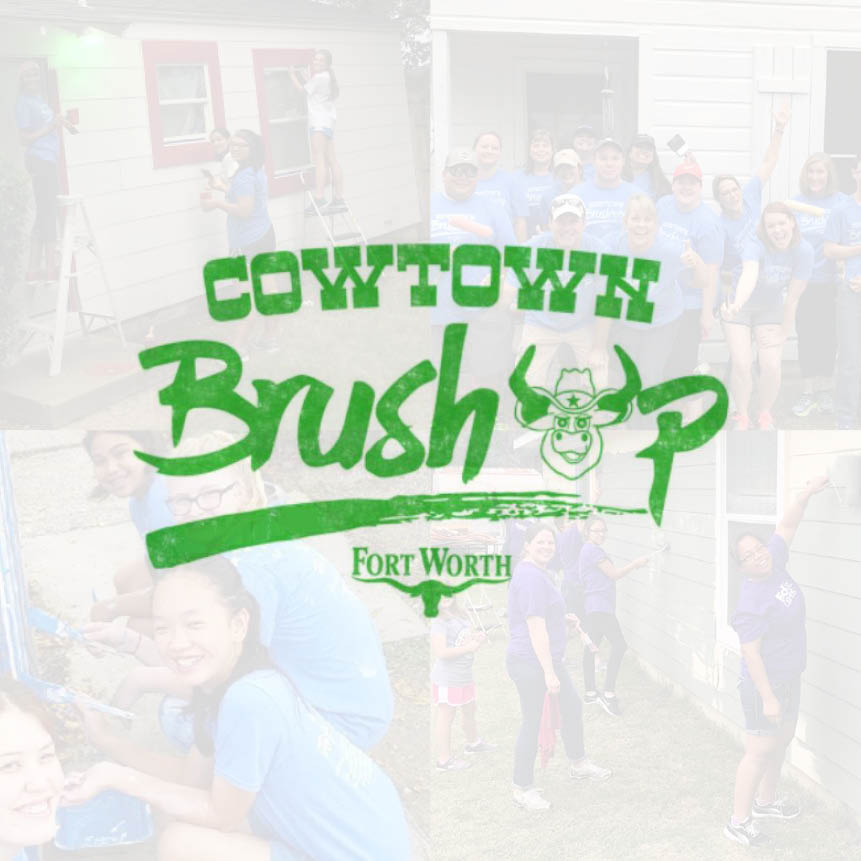 Help Brush Up Our Cowtown!