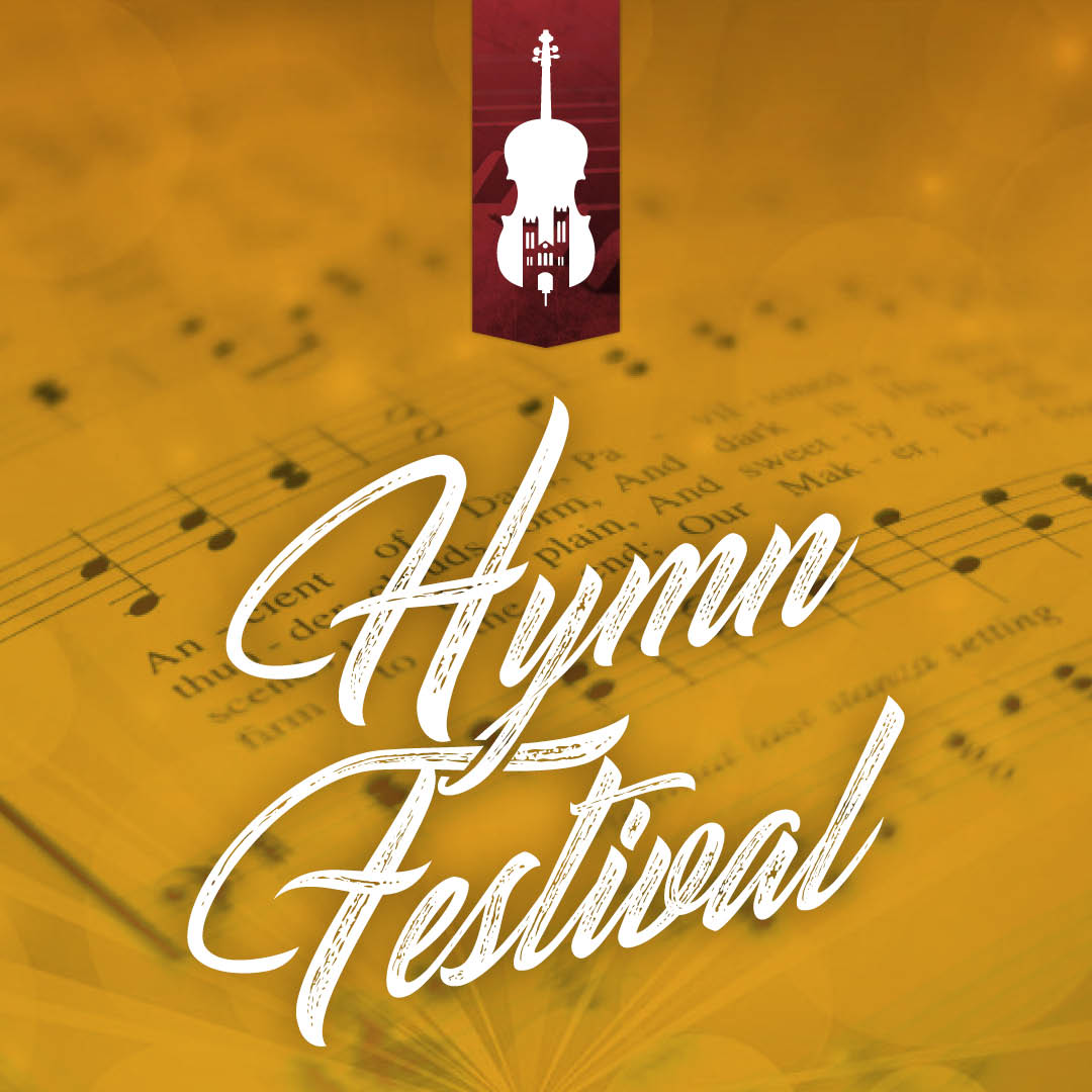 Lift Your Spirits at Hymnfest — This Sunday at UCC!