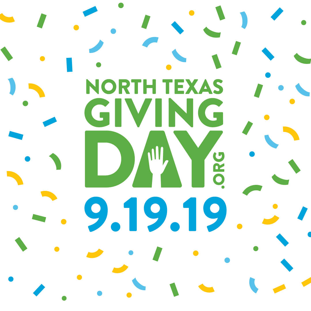 It's almost time for North Texas Giving Day!