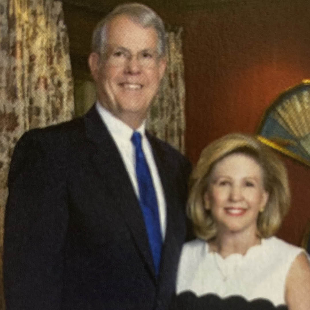 Anne and Hank Paup Honored as Distinguished Philanthropists