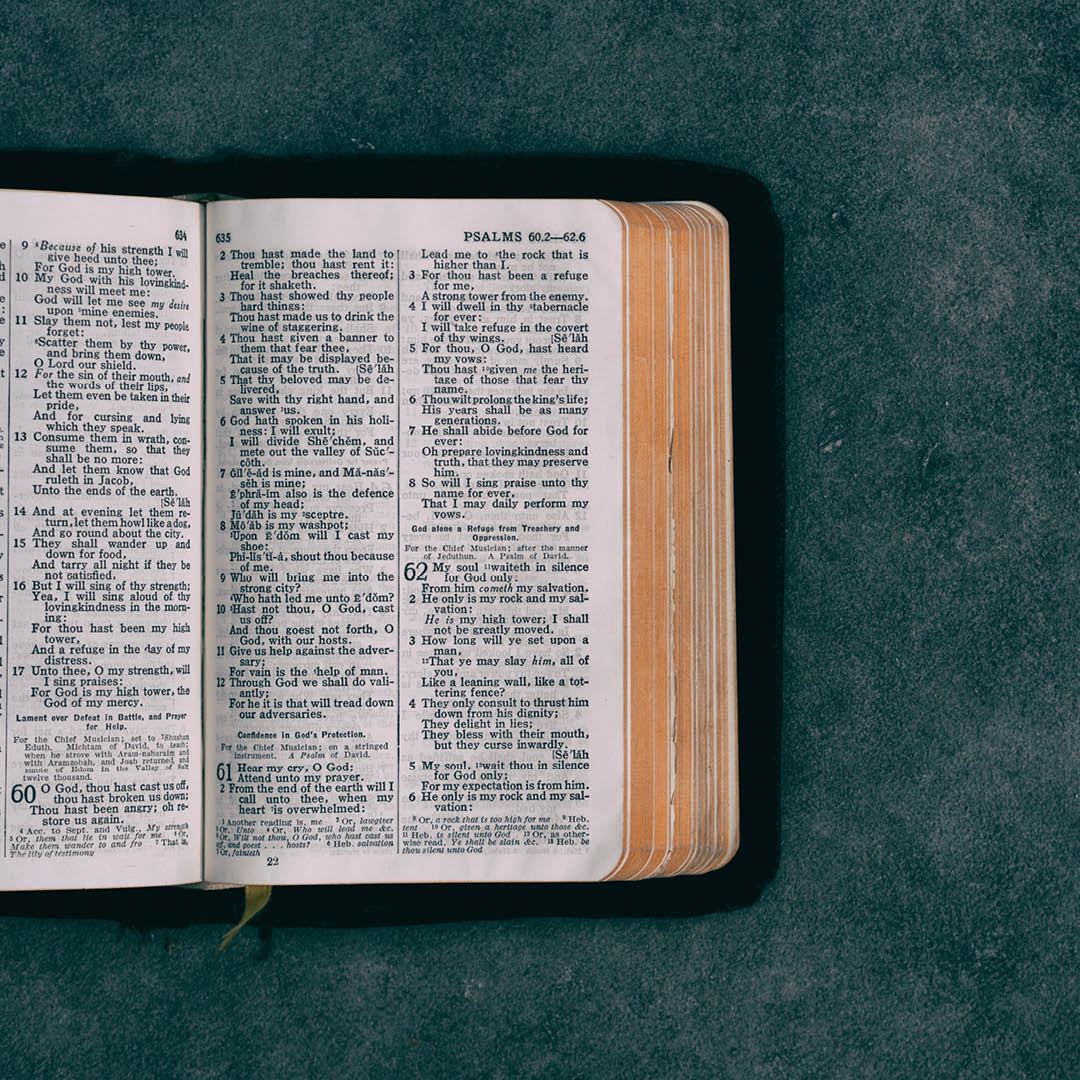 Up for the 2020 Bible Challenge?
