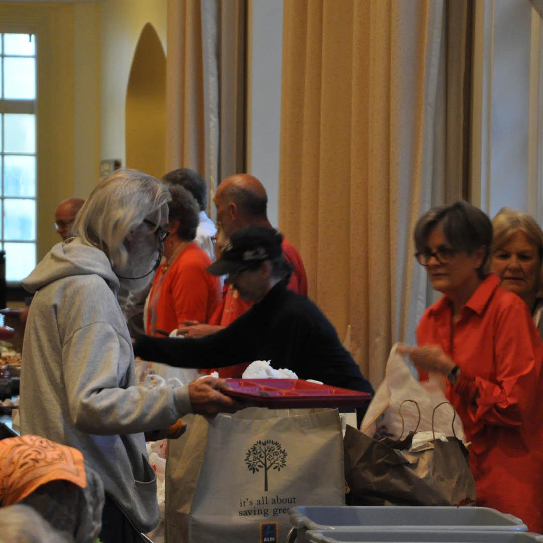 DiscipleChurch Breakfast Volunteer Appreciation