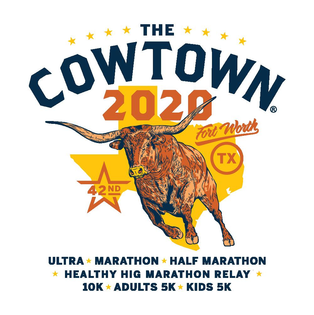 Beat the Traffic: Cowtown Marathon 2020