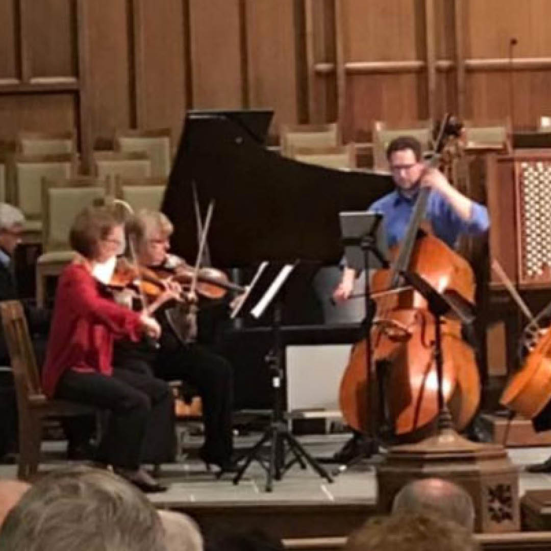 Spectrum Chamber Music Society Presents Works by Isaacs, Jacob, and Daugherty