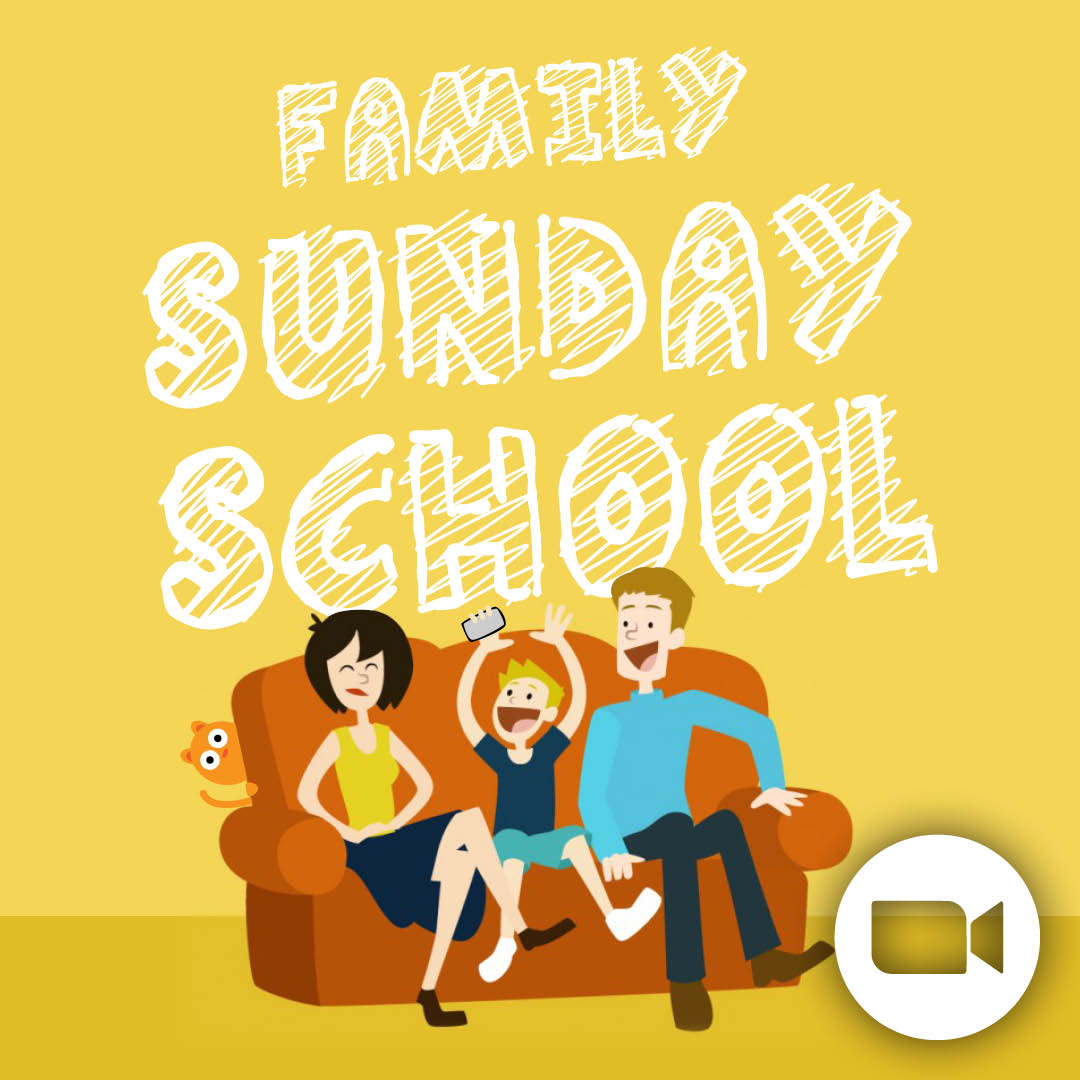 Family Sunday School: Something Real