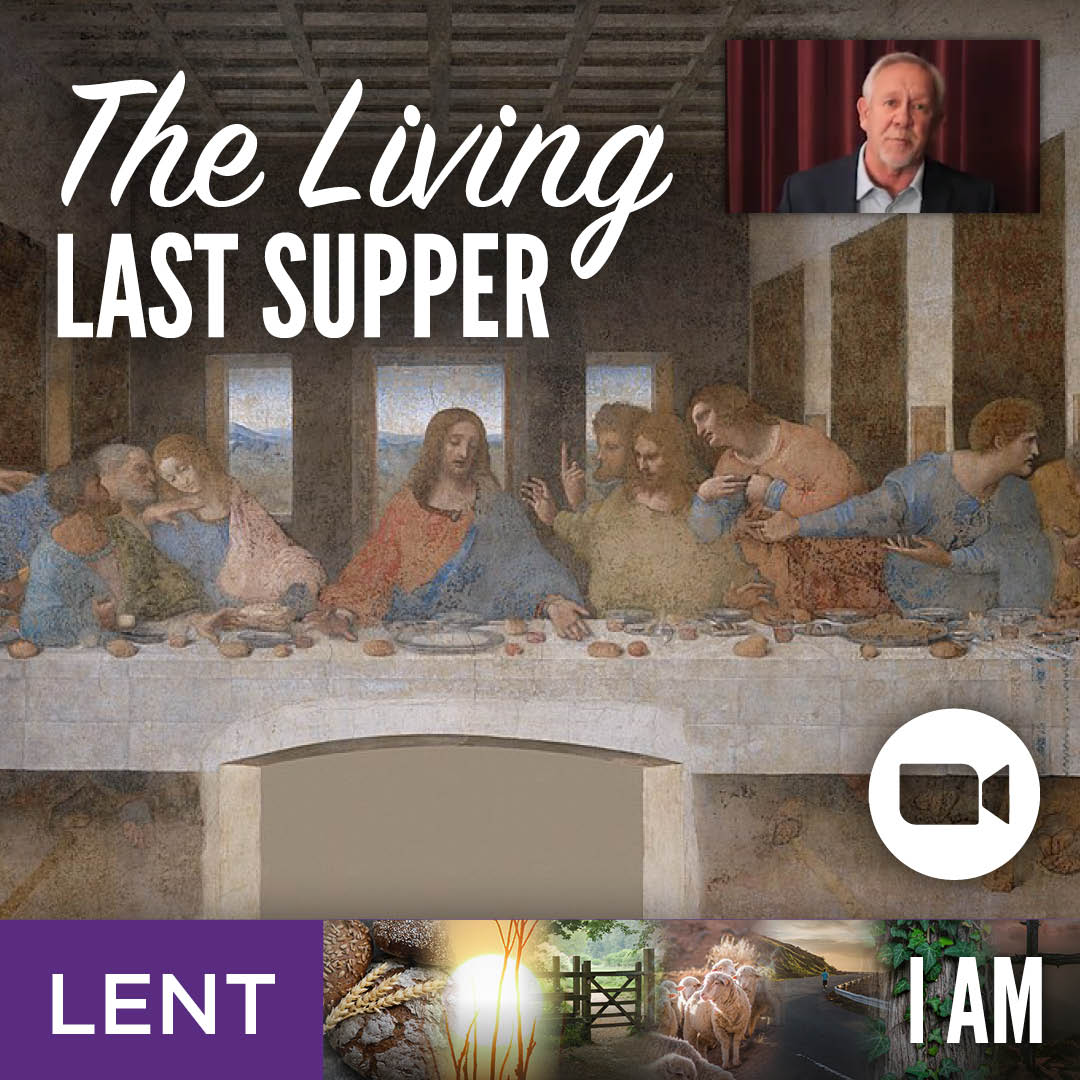 A New Angle on The Last Supper