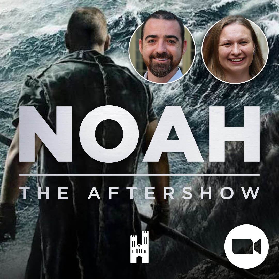 """The Aftershow with Lance and Dr. Z Returns with, """"Noah"""""""